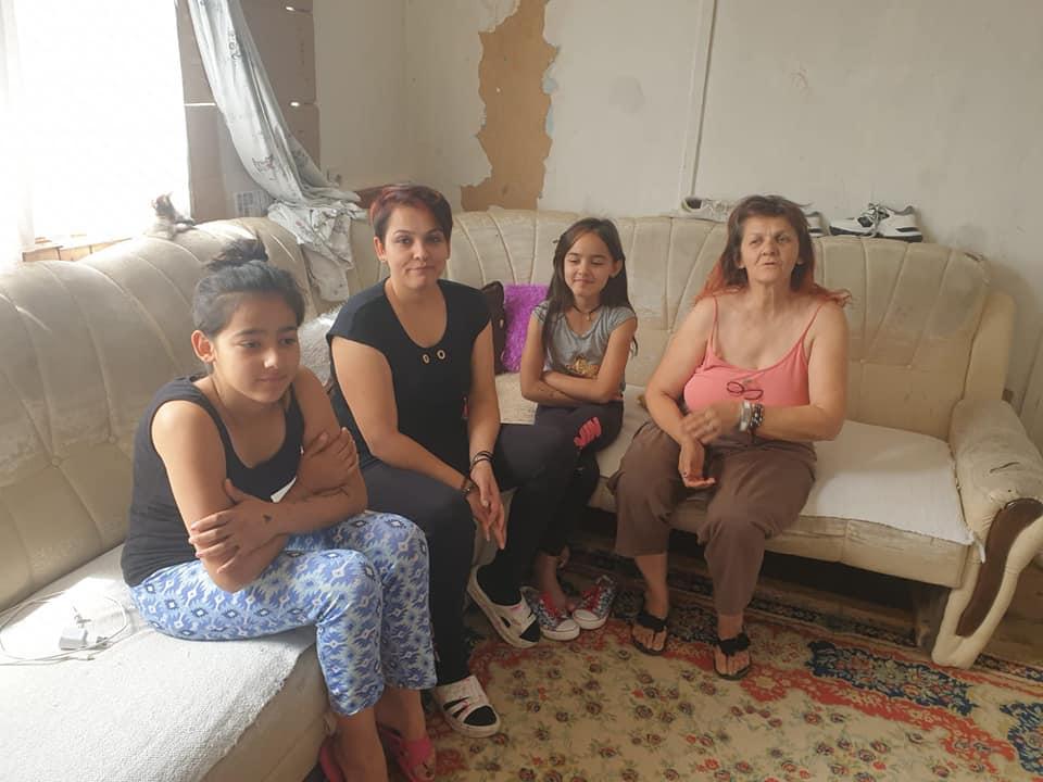 Pomoć obitelji Šišić i Jarić