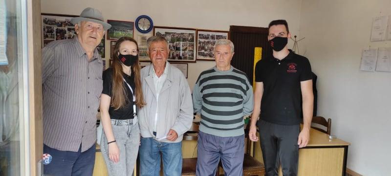 Pomoć Udruzi umirovljenika Tomislavgrad